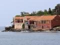 """The """"door of no return"""" on the Island of Gorée"""
