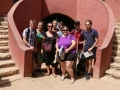 Visit to the House of Slaves on the island of Gorée