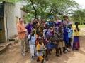 The Senegal Group - a village visit near Richard Toll